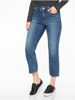 Sculptek Slim Straight Jean Lapis Wash