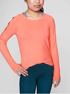 Athleta Girl Key to Happiness Top