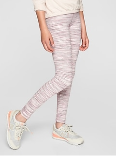 Athleta Girl Spacedye Chit Chat Tight
