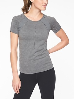 Foothill Heather Tee