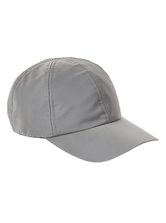 Nylon Reflective Techno Run Cap