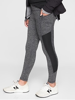 Athleta Girl Zippier Herringbone Tight