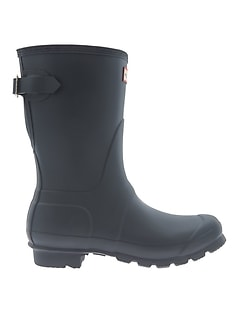 Original Short Back Adjustable Rainboot by Hunter&#174