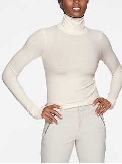 Foresthill Turtleneck