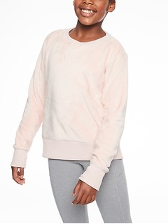 Athleta Girl Feelin Good Sweatshirt
