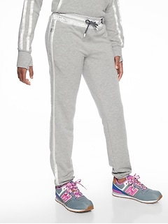 Athleta Girl Silver Lining Jogger