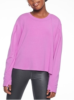 Athleta Girl Full Heart Pullover