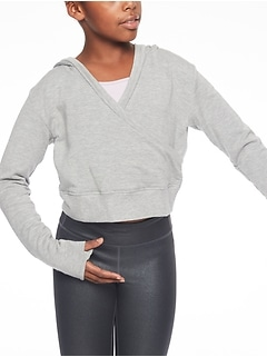 Athleta Girl That&#39s A Wrap Hoodie