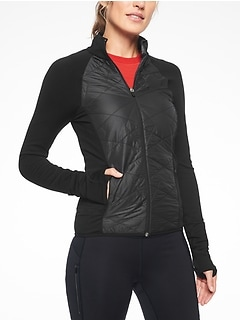 Insulated Flurry PrimaLoft&#174 Jacket