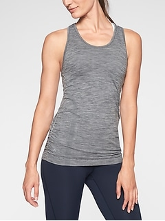Speedlight Heather Tank