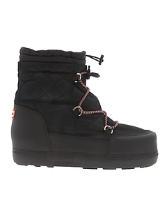 Original Snow Short Quilted Boot by Hunter&#174