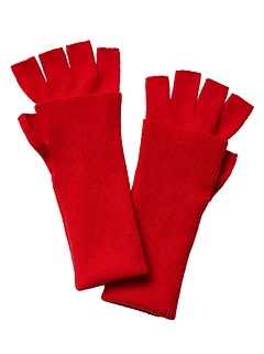 Wool Cashmere Convertible Glove