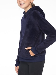 Athleta Girl Feelin Good Hoodie
