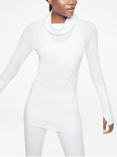 Essence Hooded Tunic