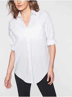 Long and Lean Passage Shirt