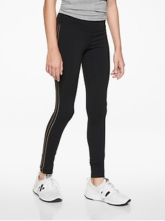 Athleta Girl Earn Your Stripe Tight