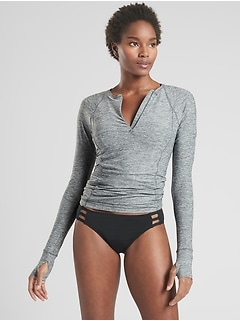 Pacifica Contoured Heather Top