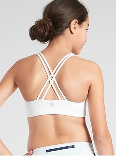 Athleta Girl Upbeat Bra 2.0
