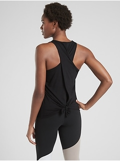 Essence Vital Tie Back Tank