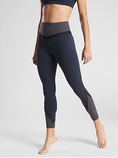 eaffb0e4a154ff Yoga Tops · Elevation 7 8 Tight In Powervita™