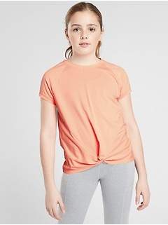 Athleta Girl Home Run Tee