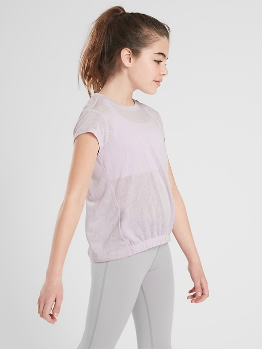 Athleta Girl Front Runner Tee