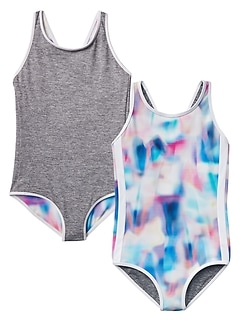 Athleta Girl Sun Chaser Reversible One Piece