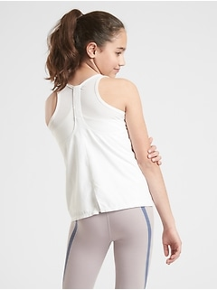 Athleta Girl Scrunch Time Tank