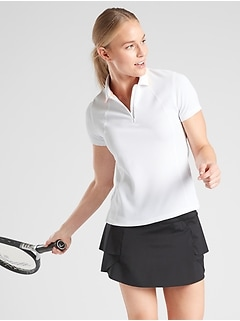 Tennis Polo Short Sleeve