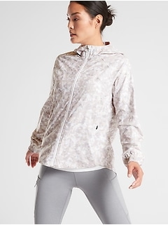 Running Free Reflective Jacket