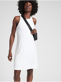Reversible Santorini High Neck Dress
