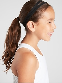 Athleta Girl Double Trouble Headband