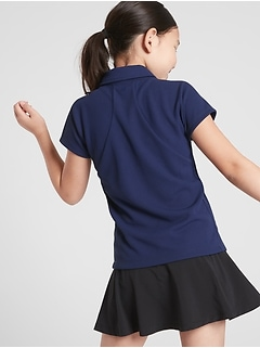 Athleta Girl Back To School Polo