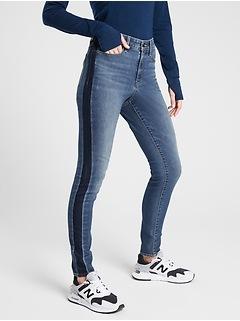 Sculptek™ Ultra Skinny Indigo Tuxedo Jean