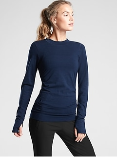 Foresthill Merino Wool Ascent Top