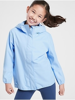 Athleta Girl Ready For Rain Jacket