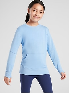 Athleta Girl So Gifted Sweatshirt
