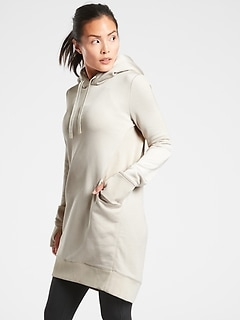 Triumph Luxe Shine Hoodie Dress