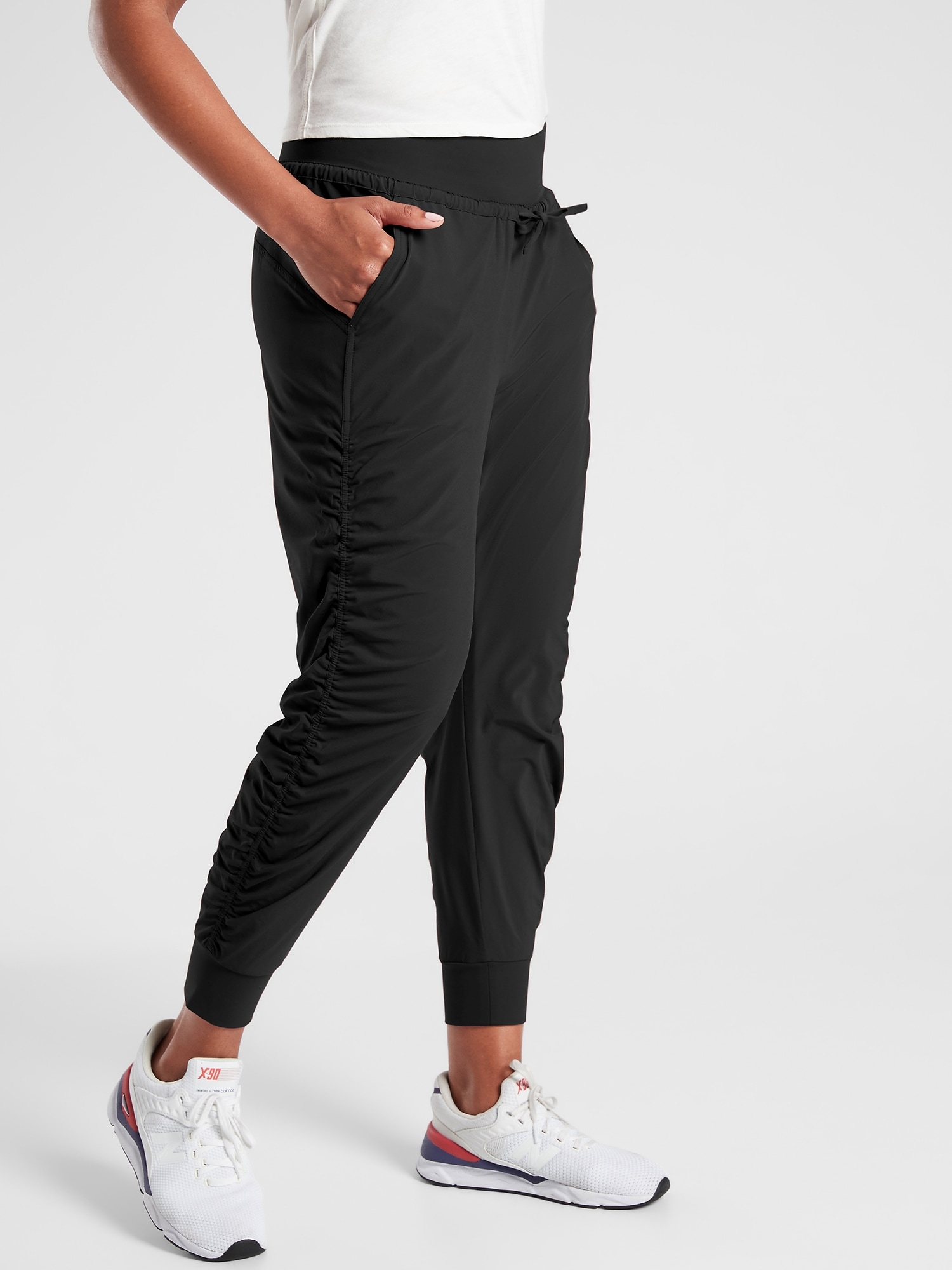 Athleta Attitude Lined Pant