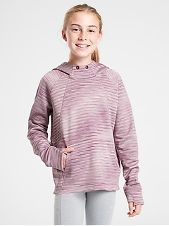 Athleta Girl Plush Crush Hoodie