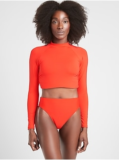 North Point Crop Rashguard