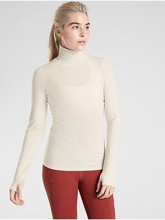 Foresthill Merino Wool Ascent Turtleneck