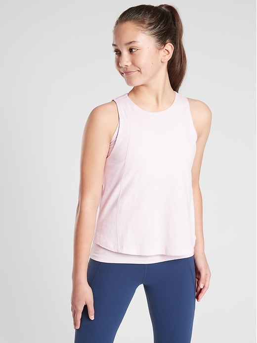 Athleta Girl No Better Duo Tank