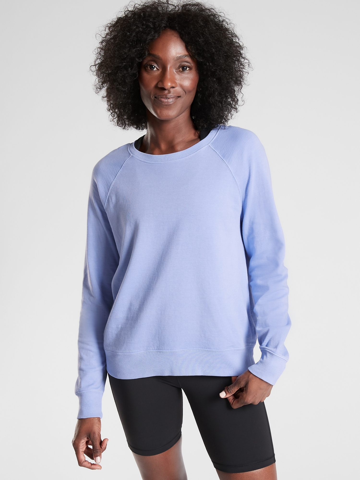 NEW Womens Athleta Sundown Sweatshirt NWT Small and XSmall