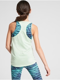 Athleta Girl Tie Breaker Tank