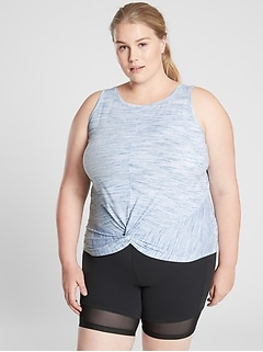 Essence Spacedye Twist Tank