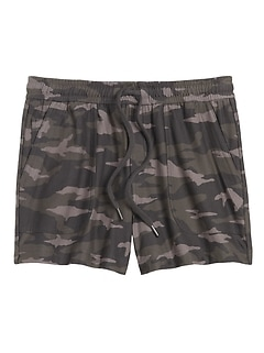 Camo Farallon Short