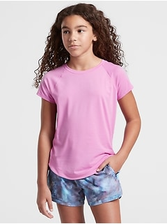 Athleta Girl Comeback Tee