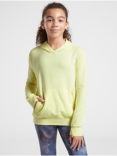 Athleta Girl Zip It Up Hoodie