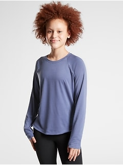 Athleta Girl Comeback Top